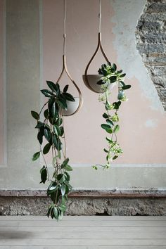 Inspired by nature, the Morvah Ceiling Planter welcomes the outdoors inside. Featuring a ceramic planting bowl and handcrafted, steam bent oak arm, this versatile design welcomes your favourite houseplant, trailing succulent or edible herbs.   Handmade to order from our workshop and studio in Cornwall, UK.