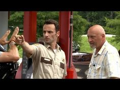 ▶ The Making of The Walking Dead Season One - YouTube