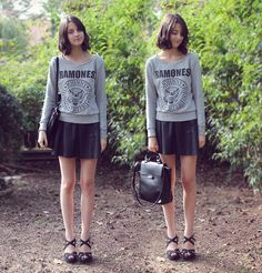 Don't be like the rest of them, darling. (by Nory Aradi) http://lookbook.nu/look/4097852-don-t-be-like-the-rest-of-them-darling