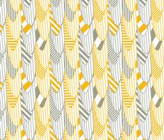 Urban stripes  fabric by demigoutte on Spoonflower - custom fabric