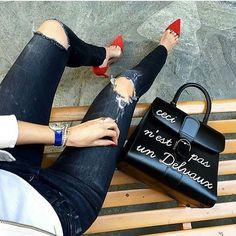 buonagiornatta !!!!! #fashion #shoes #top #style