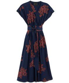 Full bloom Scarlett Dress