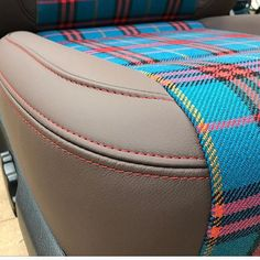 Custom cars interior vw beetles 45 ideas for 2019 Car Seat Upholstery, Car Interior Upholstery, Automotive Upholstery, Custom Car Interior, Car Interior Design, Truck Interior, Jetta A4, Vw T3 Camper, Vw R32