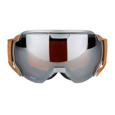 b34b7a1b6e4 Bogner Snow Goggles Just B Bamboo in Silver