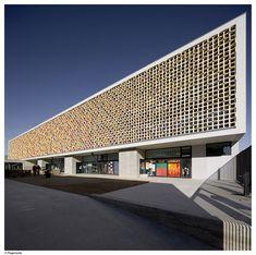 MARTINET PRIMARY SCHOOL, Barcelona, 2010 - Mestura Arquitectes