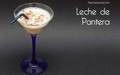 Cocktail de Leche de Pantera. Mmmmmm recuerdos de Espana