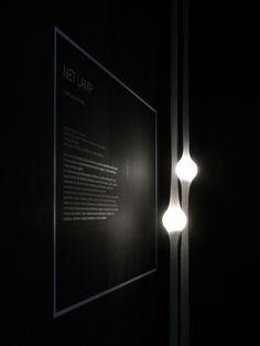 Net Lamps by Ryosuke Fukusada