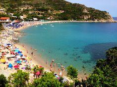 Elba island Italy