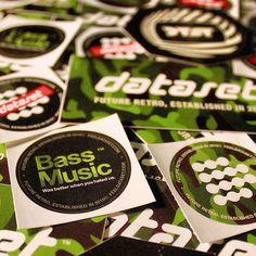 #DatasetClothing #Stickers #BassMusic http://www.feeldataset.com