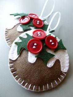 filc karácsonyi dekoráció - Google keresés