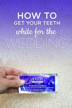 how to get your teeth hollywood white