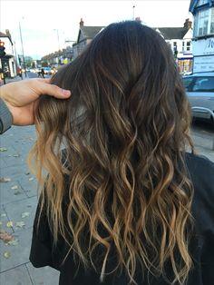 I love it #hair #balayage #byme #hairdresser #balayageombre
