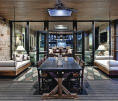Modern Luxury Texas Interiors | Modern Luxury | All in the Family