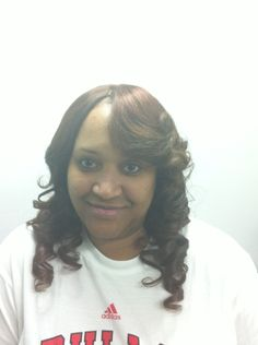 Sew in with closure