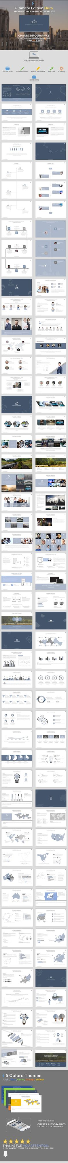 Ultimate Edition Qura - Powerpoint Template #design Download: http://graphicriver.net/item/ultimate-edition-qura-powerpoint-template/11715061?ref=ksioks