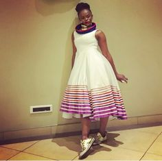 My fav lady Xhosa Attire, African Attire, African Dress, African Clothes, African Print Fashion, African Fashion Dresses, African Prints, African Shop, African Women