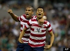 """""""The goal was for the U.S. fans and the whole U.S. We made history,"""" said Orozco Fiscal, a 26-year-old defender from Orange, Calif., who plays in Mexico for San Luis."""
