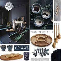HYGGE by tiziana-melera on Polyvore featuring interior, interiors, interior design, home, home decor, interior decorating, Crate and Barrel, Jamie Oliver, NOVICA and Bella Freud