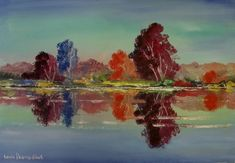 Dam Reflection in colour x x on stretched canvas) in the Paintings category was sold for on 21 Mar at by Louis Pretorius in Cape Town South Africa, Reflection, Canvas, Painting, Beautiful, Color, Art, Tela, Art Background