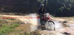 Dirt biking fun in Vietnam
