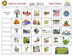 Mom's Summer Camp
