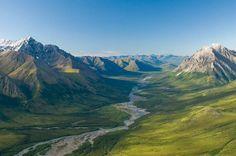 Gates Arctic National Park Alaska, USA (Absolutely Beautiful)