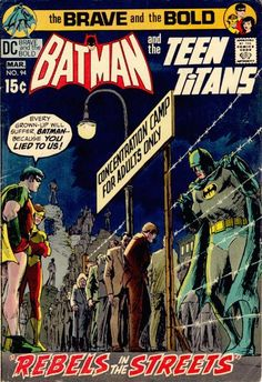 cover by Nick Cardy