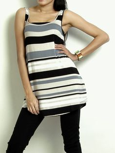 And its striped! How about a cool top addition to your wardrobe. If this is your favorite Globus Outfit repin it and create a board 'My Favorite Globus Outfit' and tell us why you love Globus to stand a chance to win. Do send us a link in the comment box or tweet to us using #MyFavoriteGlobusOutfit to @StyleWithGlobus.