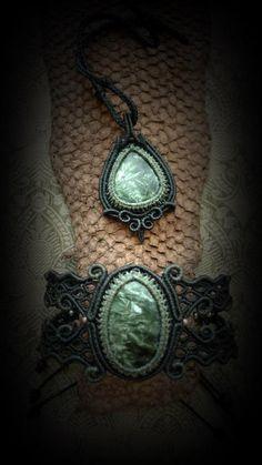 Мобильный LiveInternet Микромакраме и камни от Nomadic jewelry | Байкалочка_10 - Дневник Байкалочка_10 |