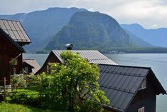 Hallstatt, Austria- From the Rooftops - Forget Someday