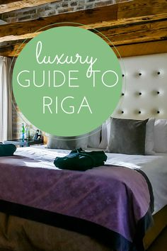 I'm Anita, a traveler from Latvia. Though mainly a budget traveler, I doesn't swear off splurging from time to time… I have lived in Riga since 1999 so you could say the city has no secrets from me! Here's a luxury guide to Riga.