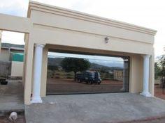 Aluminium Garage Door - Frameless - Lydenburg - free classifieds in South Africa Carriage Garage Doors, Sectional Garage Doors, Garage Door Styles, Cheap Doors, Roller Doors, Best Insulation, Types Of Doors, Single Doors, Large Homes