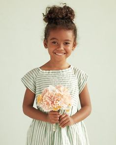 This Bonpoint dress is so adorable for the flower girl.