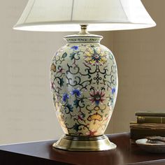 Ceramic Table Lamps For Living Room Uk Decor Ideas Pinterest And Modern