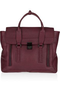 3.1 Phillip Lim|Pashli leather tote