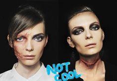 European domestic violence fashion campaign