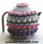Rose Bud Tea Cozy
