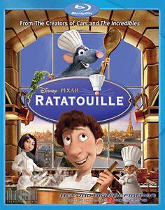 Ratatouille 2007 Dual Audio Hindi-ENG BRRip ESub 300MB x265