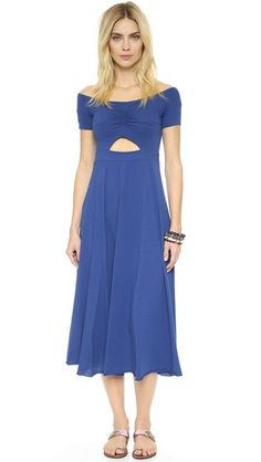 Free People Dance With Me Dress - really cute date night/summer dress -