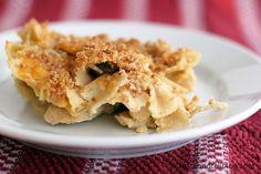Cheesy Chicken Tetrazzini | www.tasteandtellblog.com