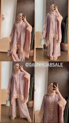 Hijab Evening Dress, Hijab Dress Party, Hijab Style Dress, Casual Hijab Outfit, Modern Hijab Fashion, Modesty Fashion, Hijab Fashion Inspiration, Muslim Fashion, Fashion Outfits