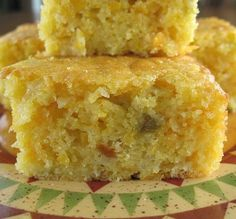 Fantastic! Made for party and lots of compliments and we loved it too. LA....Mexican Cornbread