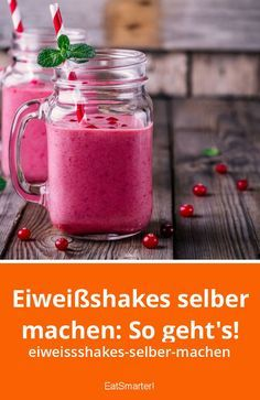 Most up-to-date Photographs Make protein shakes yourself: how it works! Ideas Healthy Smoothie Menu Most people enjoy a great smoothie , but not everybody actually thinks about Low Carb Shakes, Protein Shakes, Protein Shake Recipes, Protein Foods, Smoothie Recipes, Healthy Smoothie, Smoothie Bowl, Smoothie Menu, Protein Smoothies