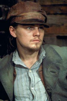 Leonardo Dicaprio - Gangs of New York. Trosky un verdadero revolucionario ruso.