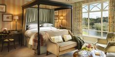 Welcome to the official site of the luxury Ballynahinch Castle Hotel. This amazing Castle Hotel is located in the magical setting in Connemara,. Waterford Castle, Castle Hotels In Ireland, Bedroom Design On A Budget, Modular Sofa, Home Decor, Hotel Bedrooms, Bedroom Suites, Places, Luxury Hotels