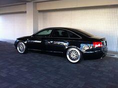 Audi A6 C6 BBS LM