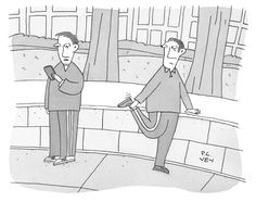Image result for new yorker cartoon workout news
