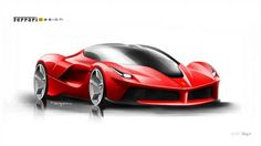 LaFerrari Design