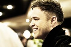 Olly Murs. That smile