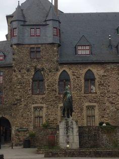 Schloss Burg, Solingen, NRW, Deutschland
